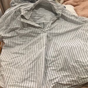 Madewell Courier Top In Stripes